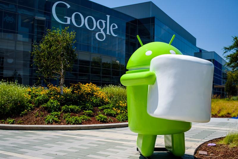 شرکت اندروید در سال 2005 توسط گوگل خریداری شد