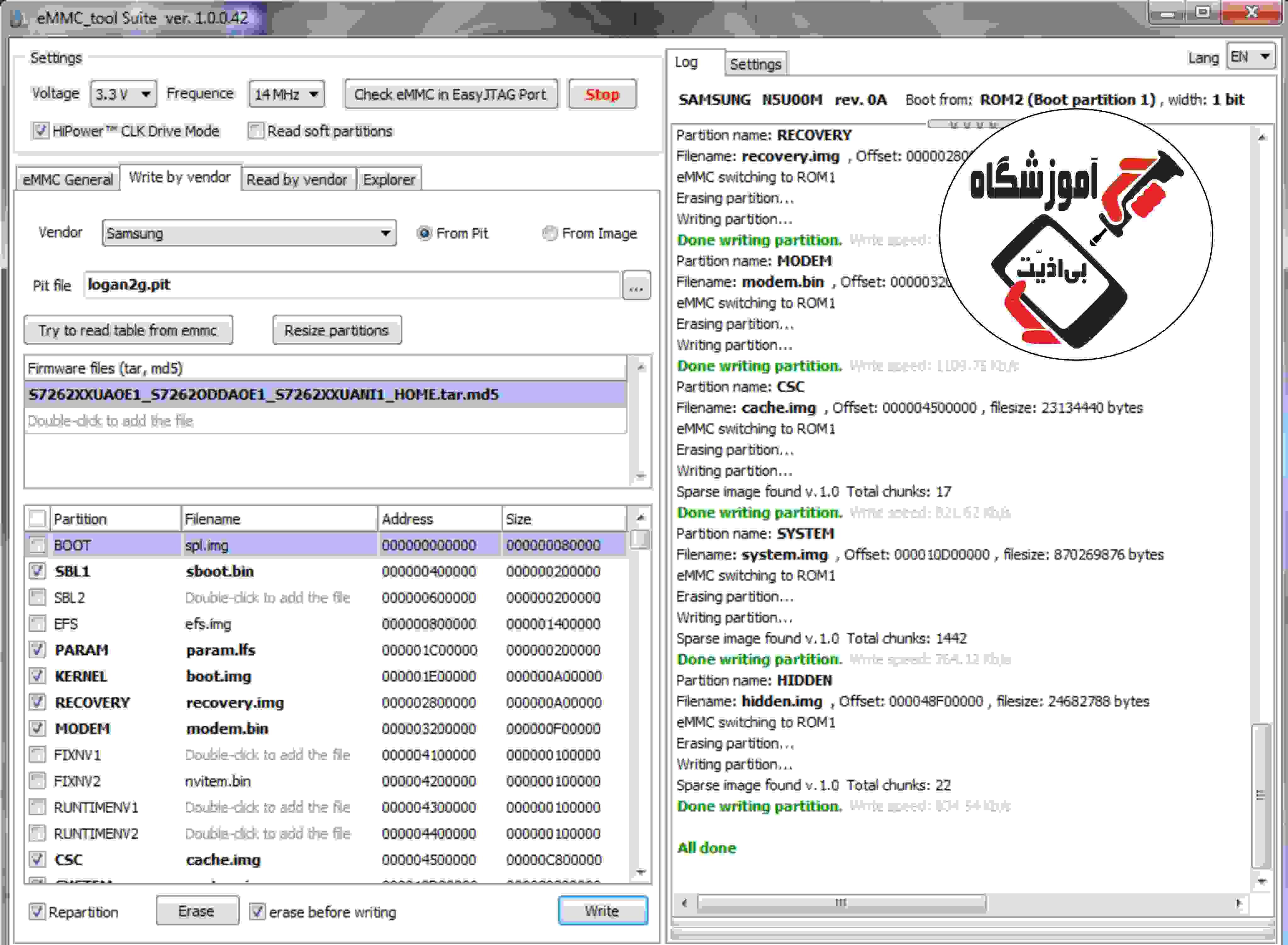 Emmc Tool Suite